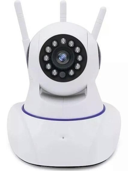 Camera Ip De 3 Antenas A Melhor