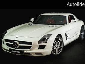 Mercedes Benz Sls Coupe 2011 Impecable!