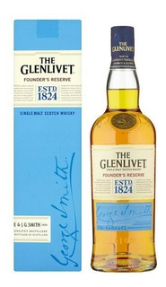 The Glenlivet Founders Reserve 750 Ml