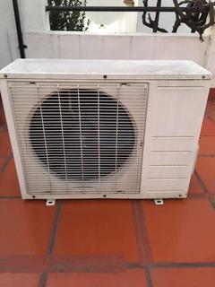 Split Frío/calor No Prende Compresor !! Unid Ext!!