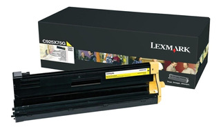 Tóner Lexmark C925x75g Amarillo