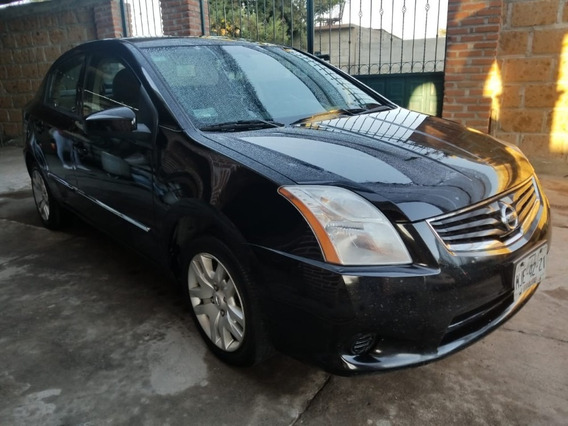Nissan Sentra 2011 Estandar Unico Dueño Impecable