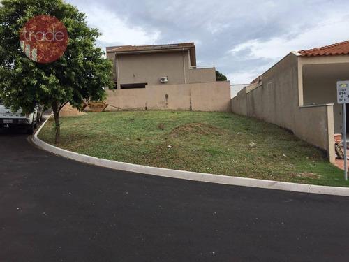 Terreno À Venda, 295 M² Por R$ 245.000,00 - Condomínio Residencial Alto Bonfim I - Ribeirão Preto/sp - Te0576