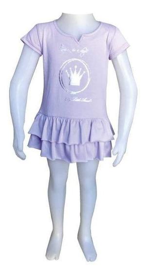 Vestido De Nenas Talles Del 2 Al 12