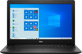 Notebook Dell Inspiron 15.6 I3 8gb Ram 1tb Hdd 128 Ssd Touch