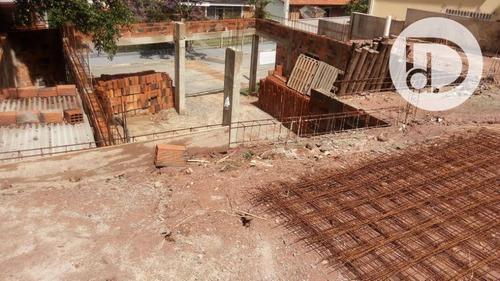 Terreno À Venda, 255 M² Por R$ 350.000 - Centro - Vinhedo/sp - Te1465