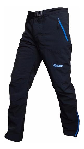 Pantalon Tela Impermeable Corta Viento Nautico Moto Nieve