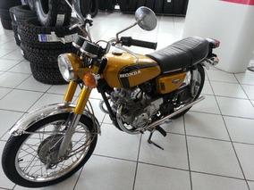 Honda Cb 125 K5 Antiga Original Impecavel 25.000kms