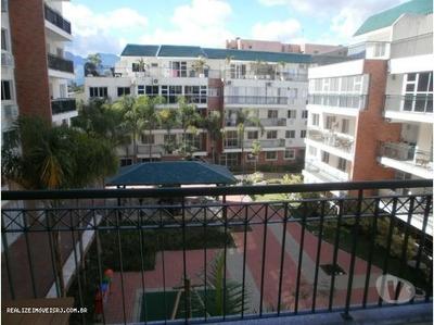 Cobertura Para Venda Em Rio De Janeiro, Campo Grande, 4 Dormitórios, 1 Suíte, 2 Banheiros, 2 Vagas - 4.004