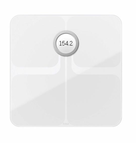 Bascula Fitbit Aria 2 Blanca