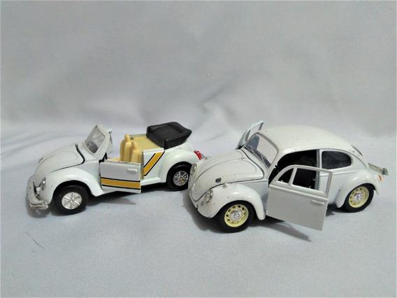 Miniaturas Ss Volks Fusca Usados Escala 1/32 $