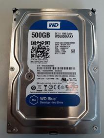 Hd Wd 500gb Blue