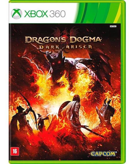 Dragons Dogma Dark Arisen Xbox 360 Mídia Física Lacrado