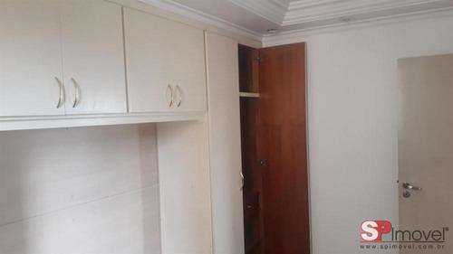 Imagem 1 de 5 de Apartamento Para Venda Com 57 M² | Chácara Belenzinho| São Paulo Sp - Ap523609v