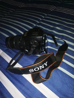 Cámara Sony Reflex Slt-a37k