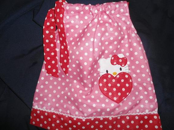 Vestido Hello Kitty Talla 3 Años