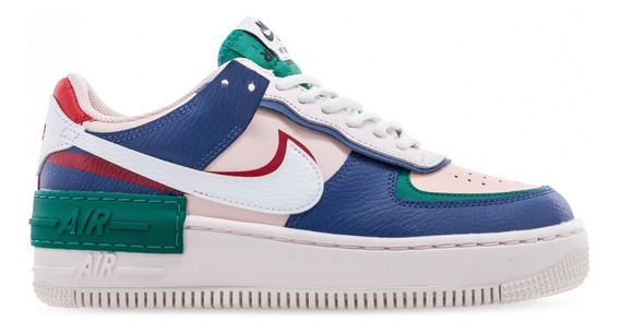 Nike Air Force 1 Low Zapatillas Mujer 100 % 0riginales Cod 0029