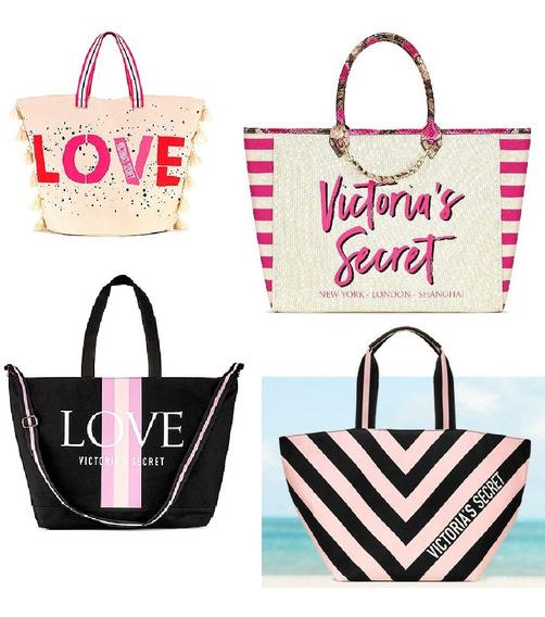 Victoria Secret Bolsos Tote Cartera Vs Modelos!!