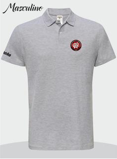 Blusa Atletico Paranaense Camisa Polo Torcedor Furacão