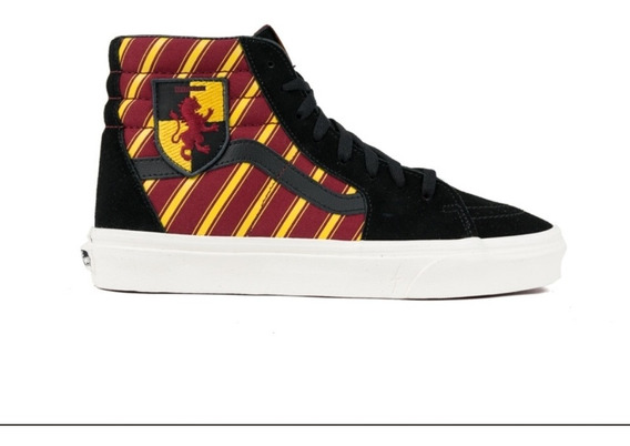 Vans Harry Potter Gryffindor Sk8 Hi Skate Bebe Td