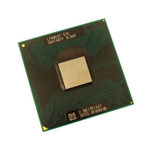 Processador P/ Notebook Intel Celeron M575 2.0/1./667