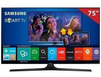 Tv Smart Samsung 75 Polegadas