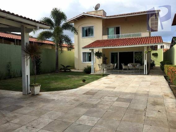 Casa Residencial Para Venda E Locação, Água Fria, Fortaleza - Ca1281. - Ca1281