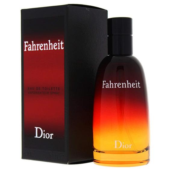 Fahrenheit Dior - Perfume Masculino - Eau De Toilette -100ml