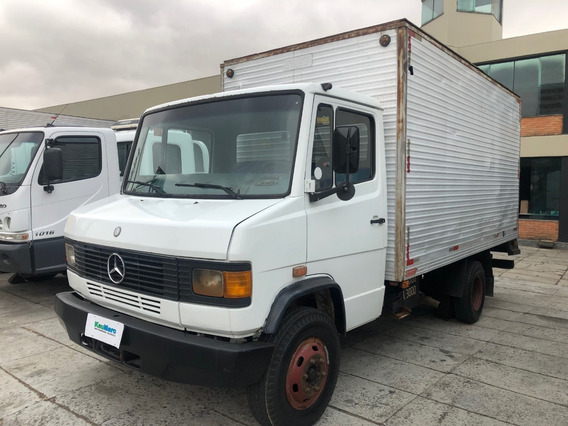 Mb 709 Ano 1996 Bau Revisada Financia Ñ 708 608 790 7100 710