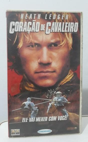 Filme Fita Vhs- Coração De Cavaleiro- Legendado