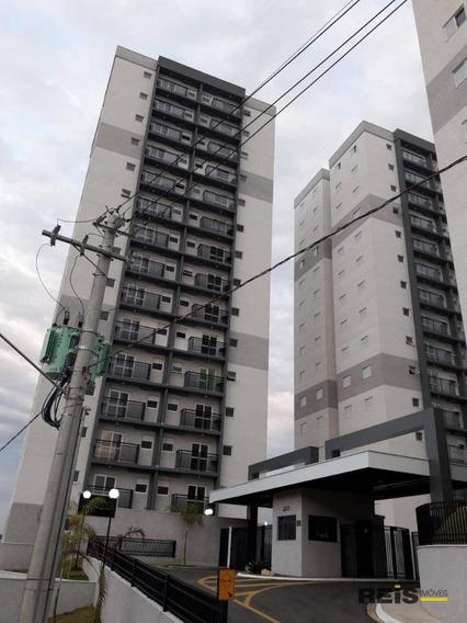 Apartamento Com 2 Dormitórios Para Alugar, 54 M² Por R$ 1.100/mês - Parque Morumbi - Votorantim/sp - Ap0060