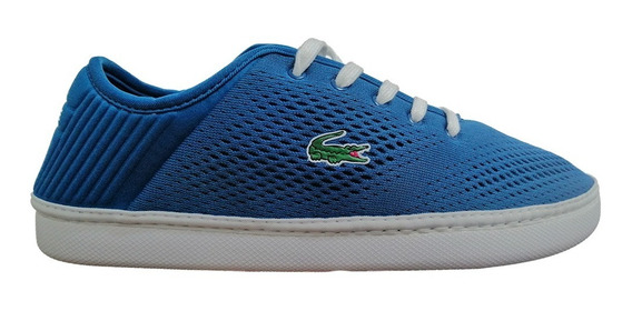 Tenis Atleticos Ydro Lace Caw Mujer Lacoste Lc0012