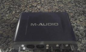 Interface M-audio Top Pra Home Studio