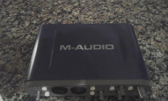 Interface M-audio Top Pra Home Studio