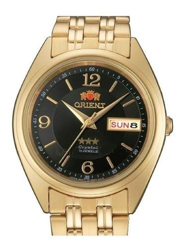 Relógio Orient Automático  Masculino Fab0000cb9 - Promoção