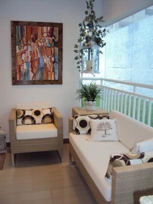Apto Mobiliado 2 Dormitorios 1 Suite 1 Vg São Caetano Do Sul