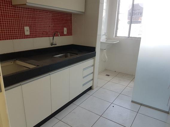 Apartamento Com 2 Quartos Para Comprar No Santa Mônica Em Belo Horizonte/mg - 2259