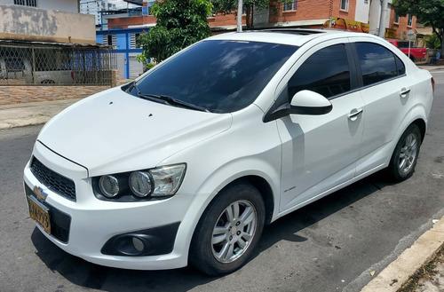 Chevrolet Sonic 1.6 2014 Full