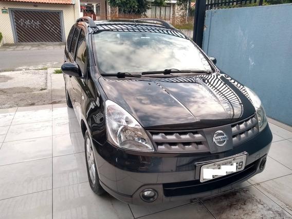 Nissan Grand Livina 2010 1.8 Sl At 7 Lugares