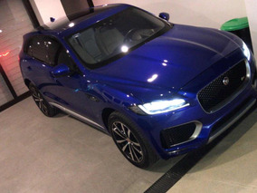 Jaguar F-pace 3.0 First Edition At 2017