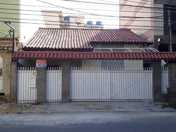 Caonze/nova Iguaçu.casa 3 Quartos Sendo 2 Suítes, 3 Banheiros E Garagem, - Ca00537 - 32690827