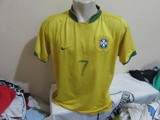 Camisa Do Brasil Adriano