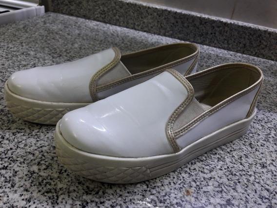 Zapatillas Niña Panchitas Casi Nuevas