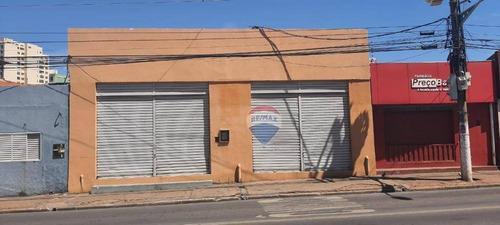 Salão, 513 M² - Venda Por R$ 1.350.000,00 Ou Aluguel Por R$ 4.000,00/mês - Dom Aquino - Cuiabá/mt - Sl0031
