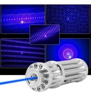 Laser Azul Muy Potente Capaz De Quemar Enciende Fosforos