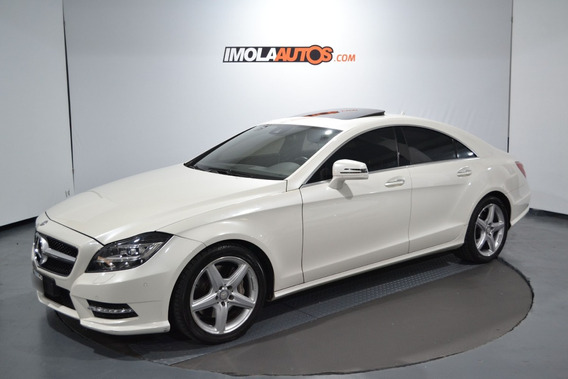 Mercedes Benz Cls 350 At 2013 Imolaautos-