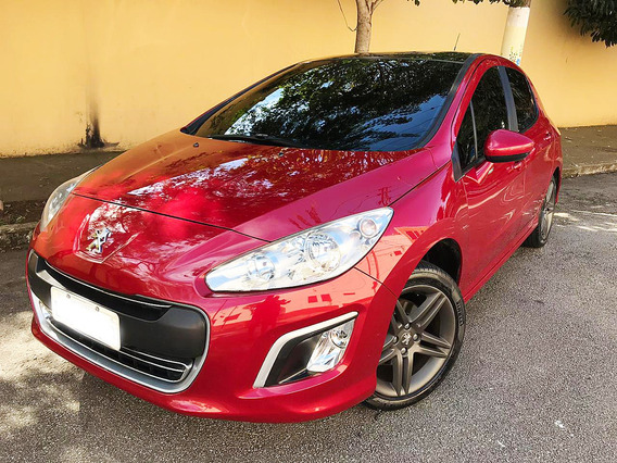 Peugeot 308 2.0 Allure 16v Flex 2013 Manual