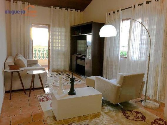Casa Com 3 Dormitórios À Venda, 200 M² Por R$ 550.000 - Jardim Das Indústrias - São José Dos Campos/sp - Ca1552