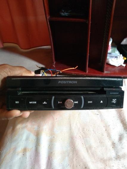 Dvd Pósitron Sp6320bt Pra Retirada De Peças
