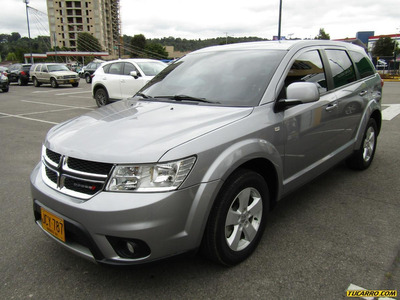 Dodge Journey Se Tp 2400cc Aa 4x2 5psj